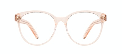 Affordable Fashion Glasses Round Eyeglasses Women Eclipse Blond Front