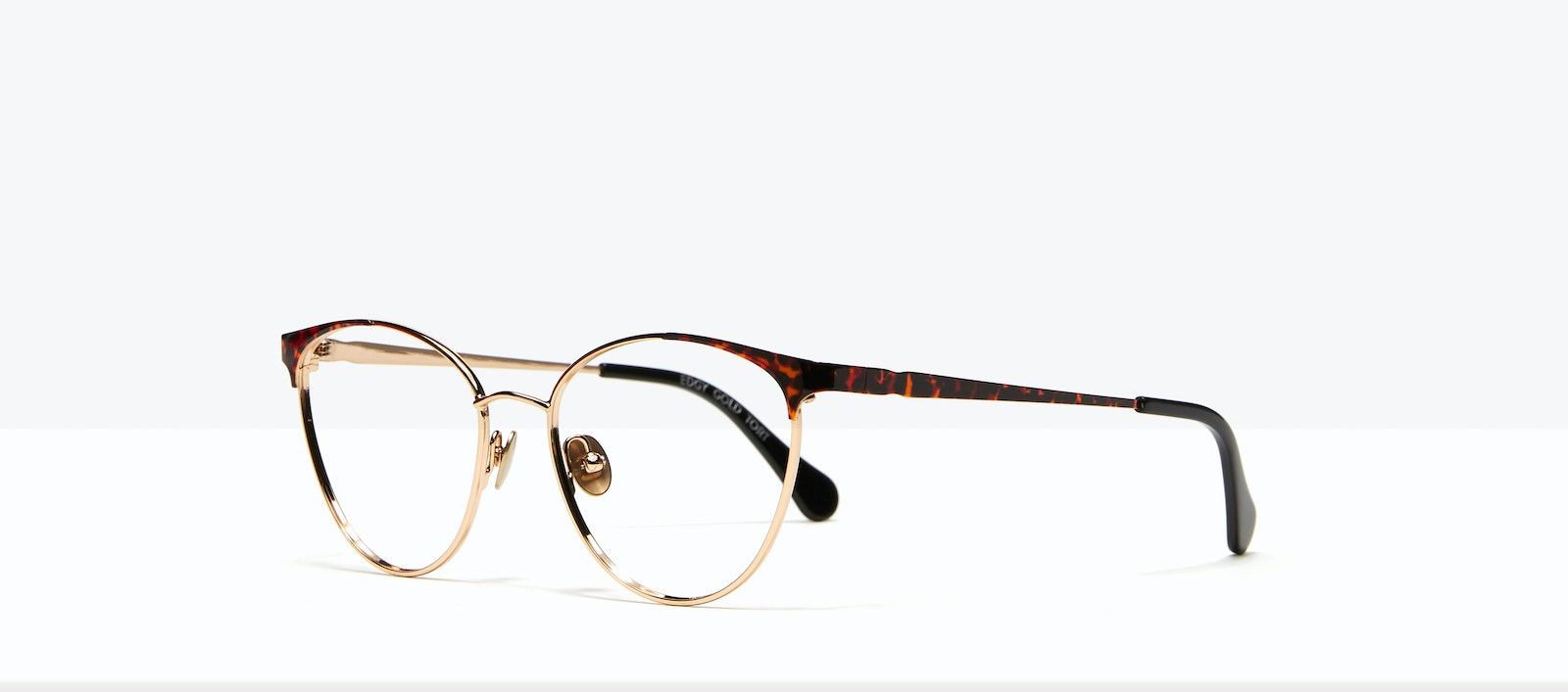 Affordable Fashion Glasses Cat Eye Eyeglasses Women Edgy Gold Tort Tilt