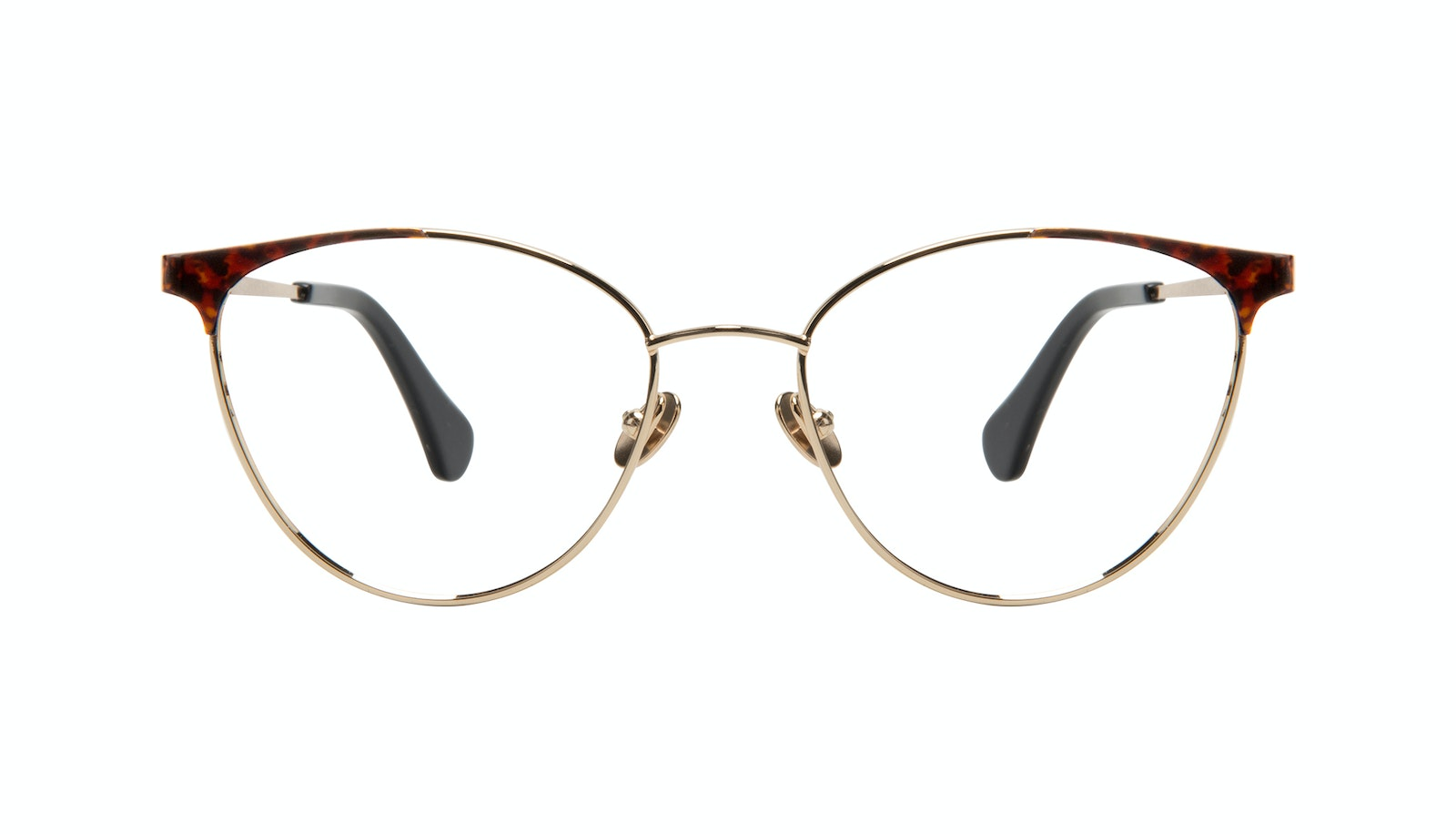 Affordable Fashion Glasses Cat Eye Eyeglasses Women Edgy Gold Tort