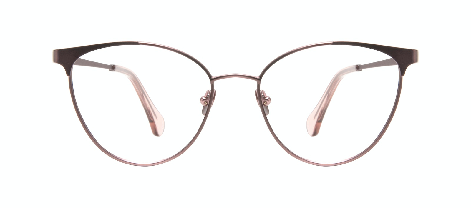 Affordable Fashion Glasses Cat Eye Eyeglasses Women Edgy Pink Terra Front
