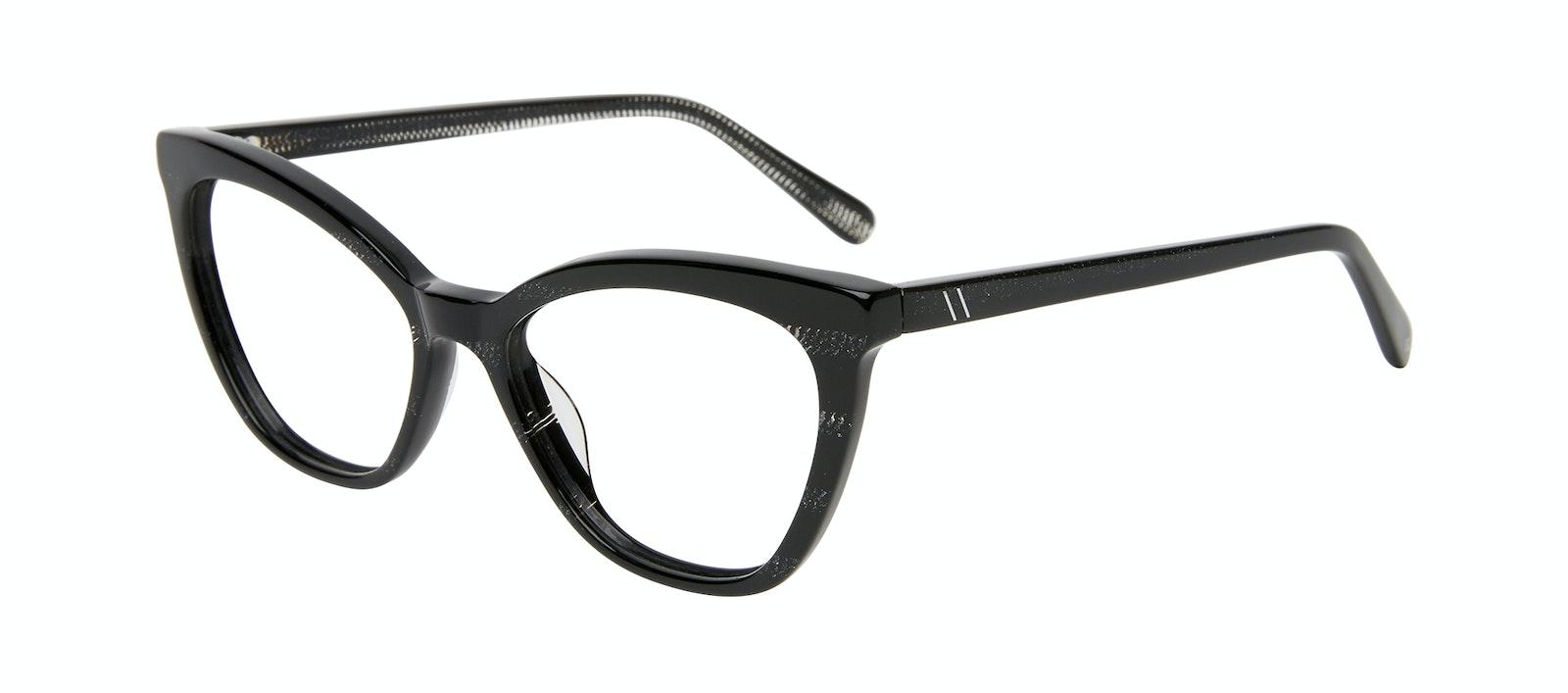 Affordable Fashion Glasses Cat Eye Eyeglasses Women Elan Night Tilt
