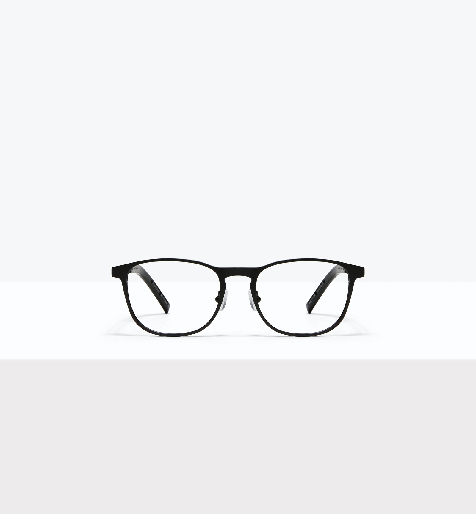 Affordable Fashion Glasses Square Eyeglasses Men Elevate Onyx Matte