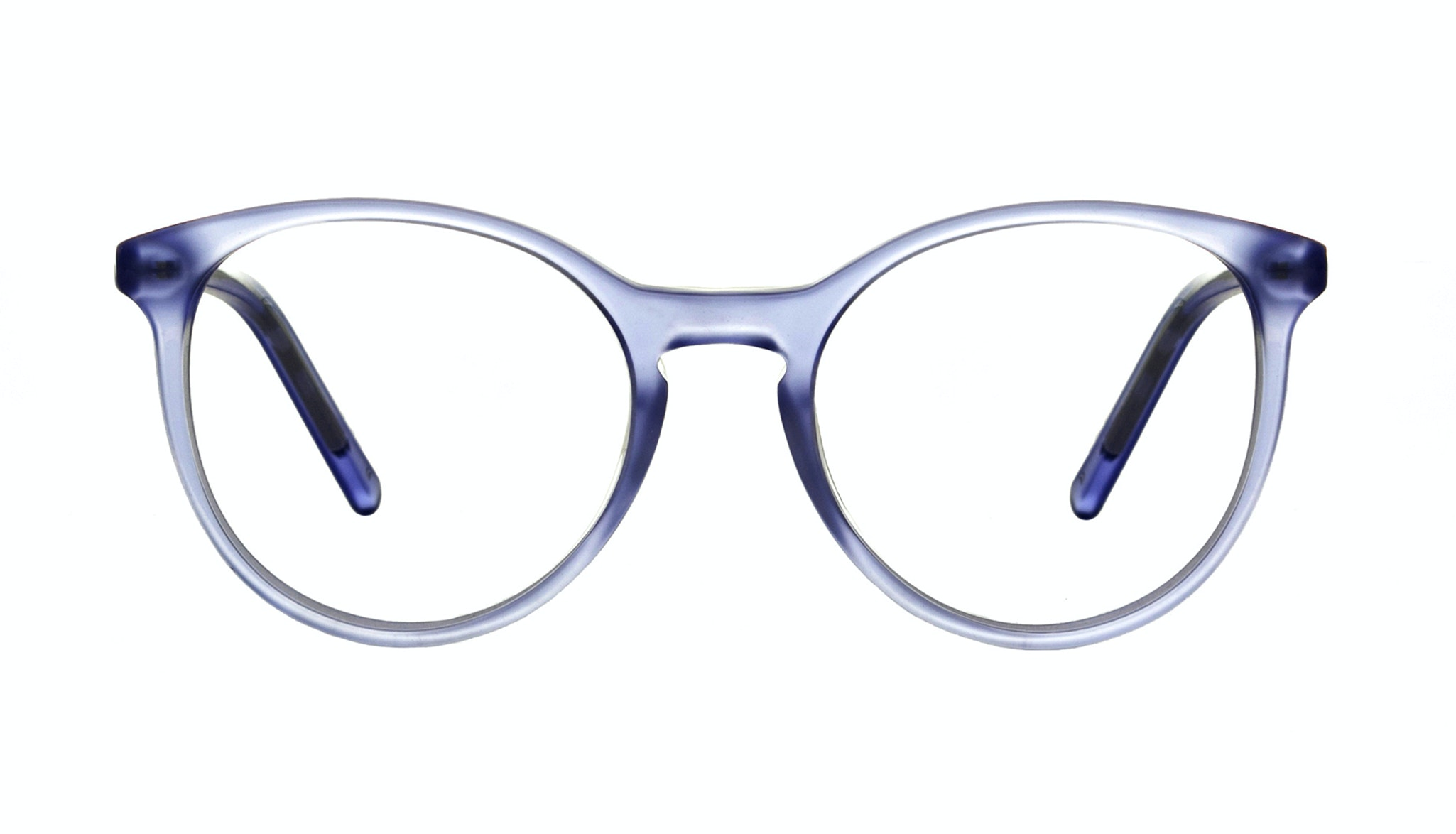 Affordable Fashion Glasses Round Eyeglasses Women Embrace Serenity Front