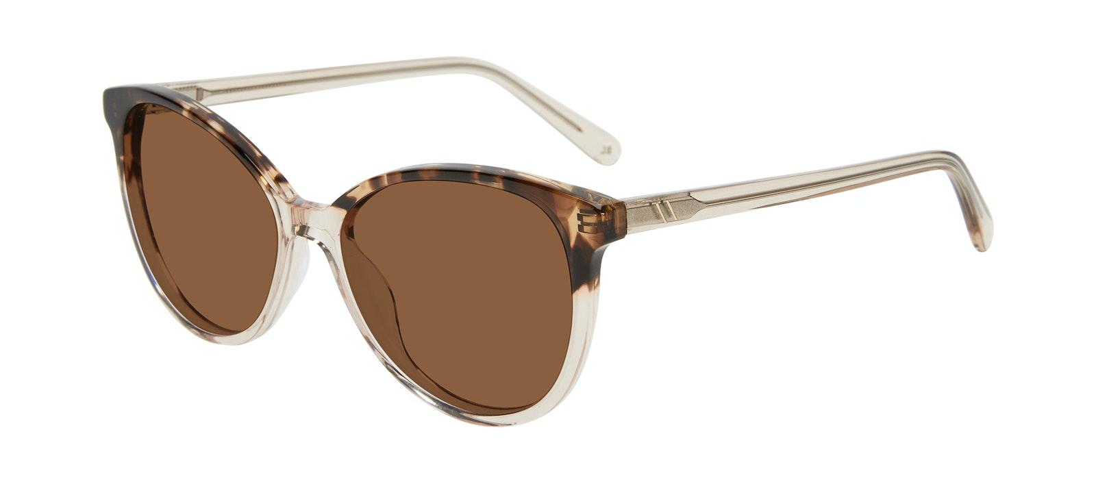Affordable Fashion Glasses Cat Eye Sunglasses Women Esprit Golden Tortoise Tilt