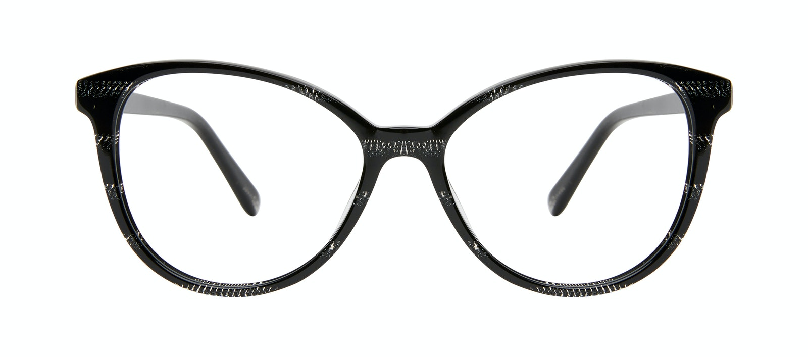 Affordable Fashion Glasses Cat Eye Eyeglasses Women Esprit Night Front