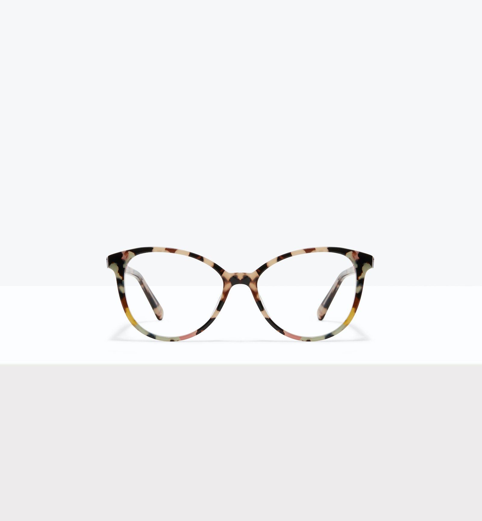 Affordable Fashion Glasses Cat Eye Eyeglasses Women Esprit M Pastel Tort