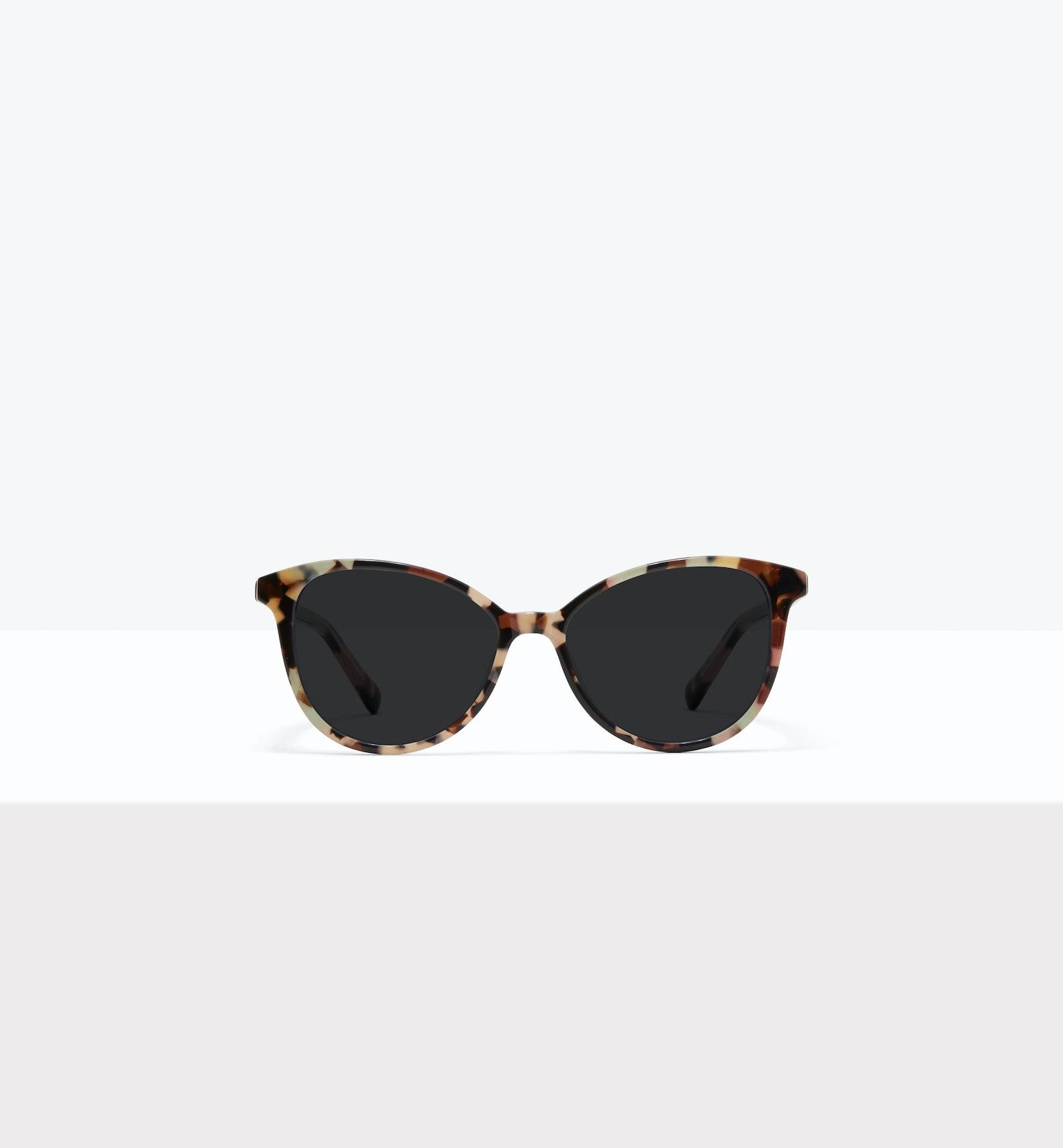 Affordable Fashion Glasses Cat Eye Sunglasses Women Esprit M Pastel Tort