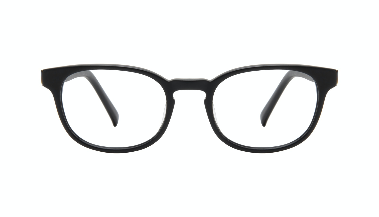 Affordable Fashion Glasses Square Eyeglasses Men Essence Black Matte