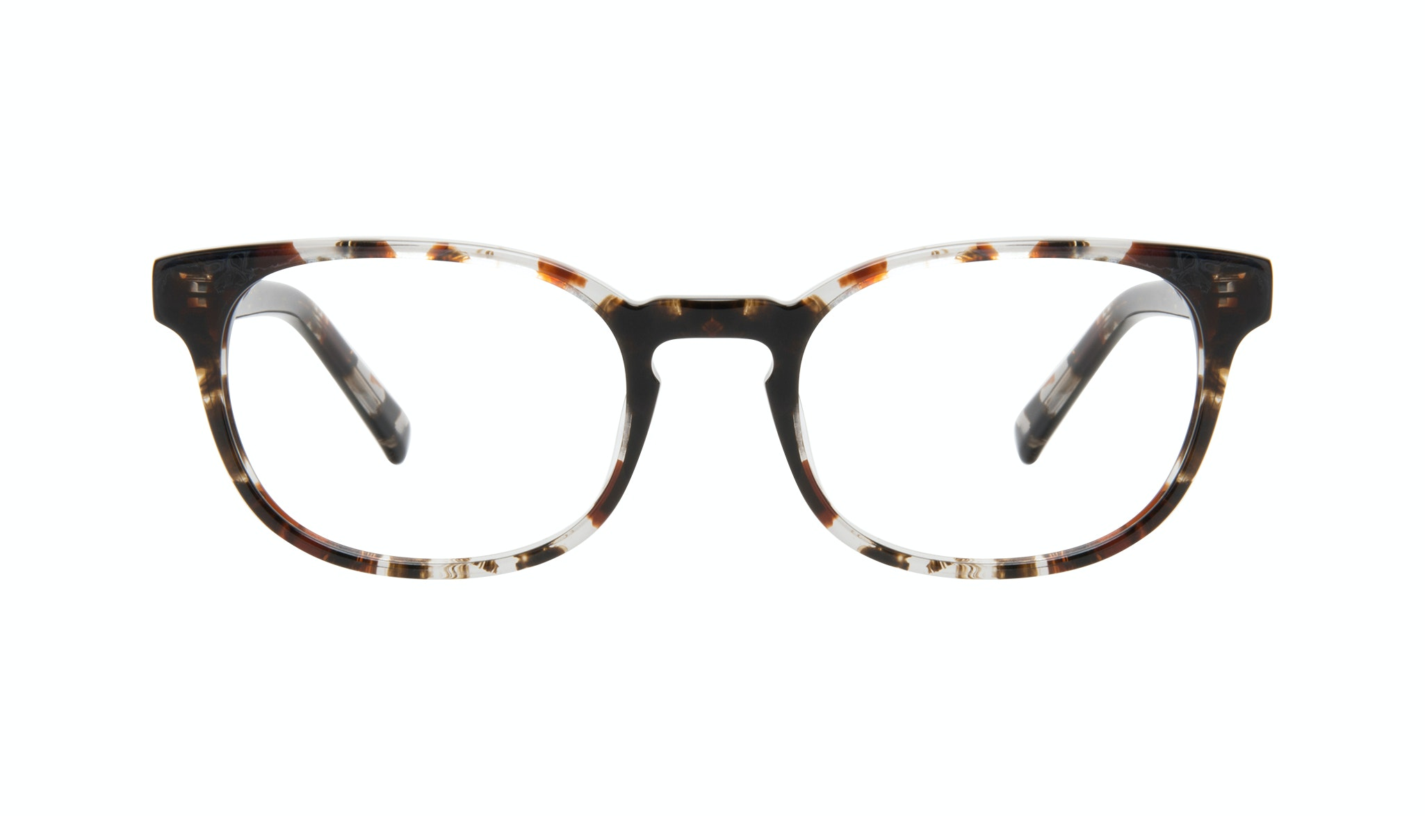 Affordable Fashion Glasses Square Eyeglasses Men Essence Mocha Tort