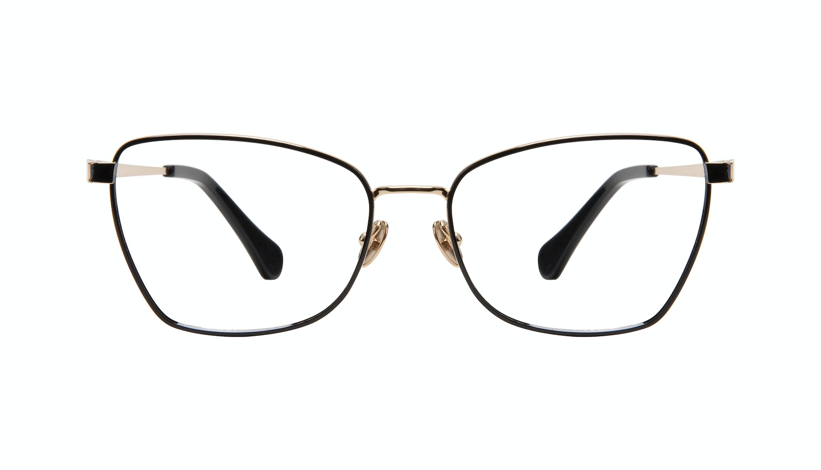 Affordable Fashion Glasses Cat Eye Eyeglasses Women Fancy Deep Gold