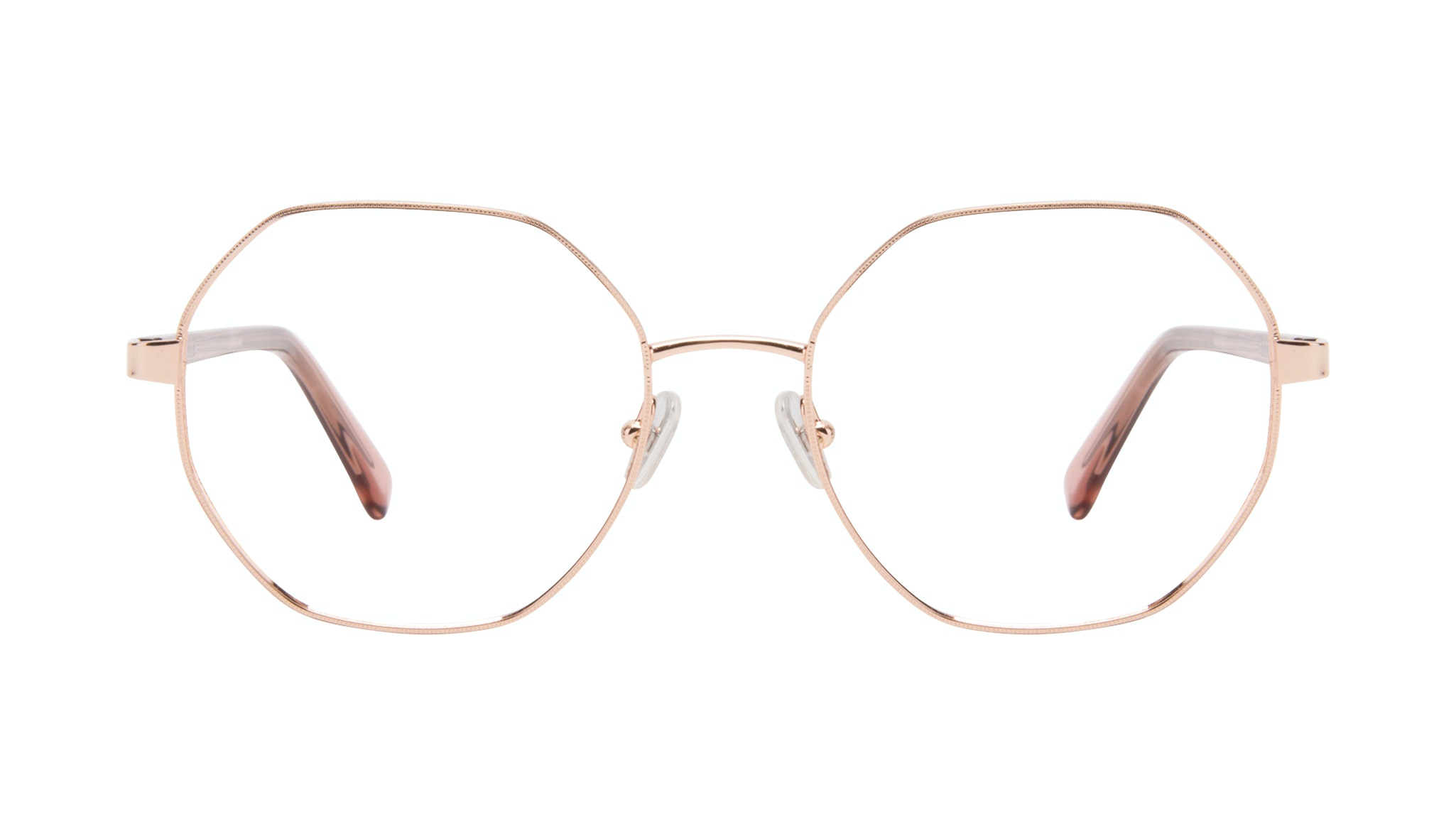 Affordable Fashion Glasses Round Eyeglasses Women Fantasy Rose Front