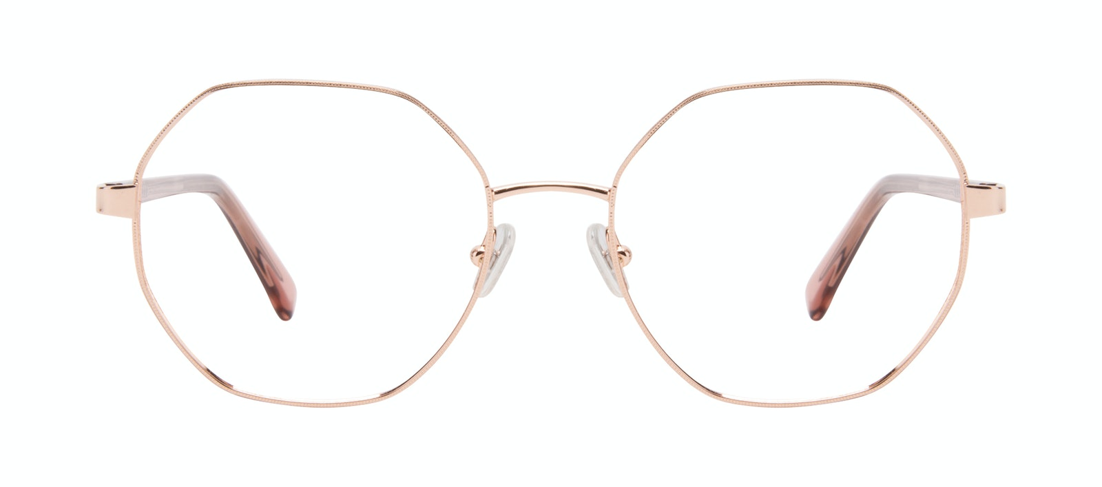 Affordable Fashion Glasses Round Eyeglasses Women Fantasy Rose Front