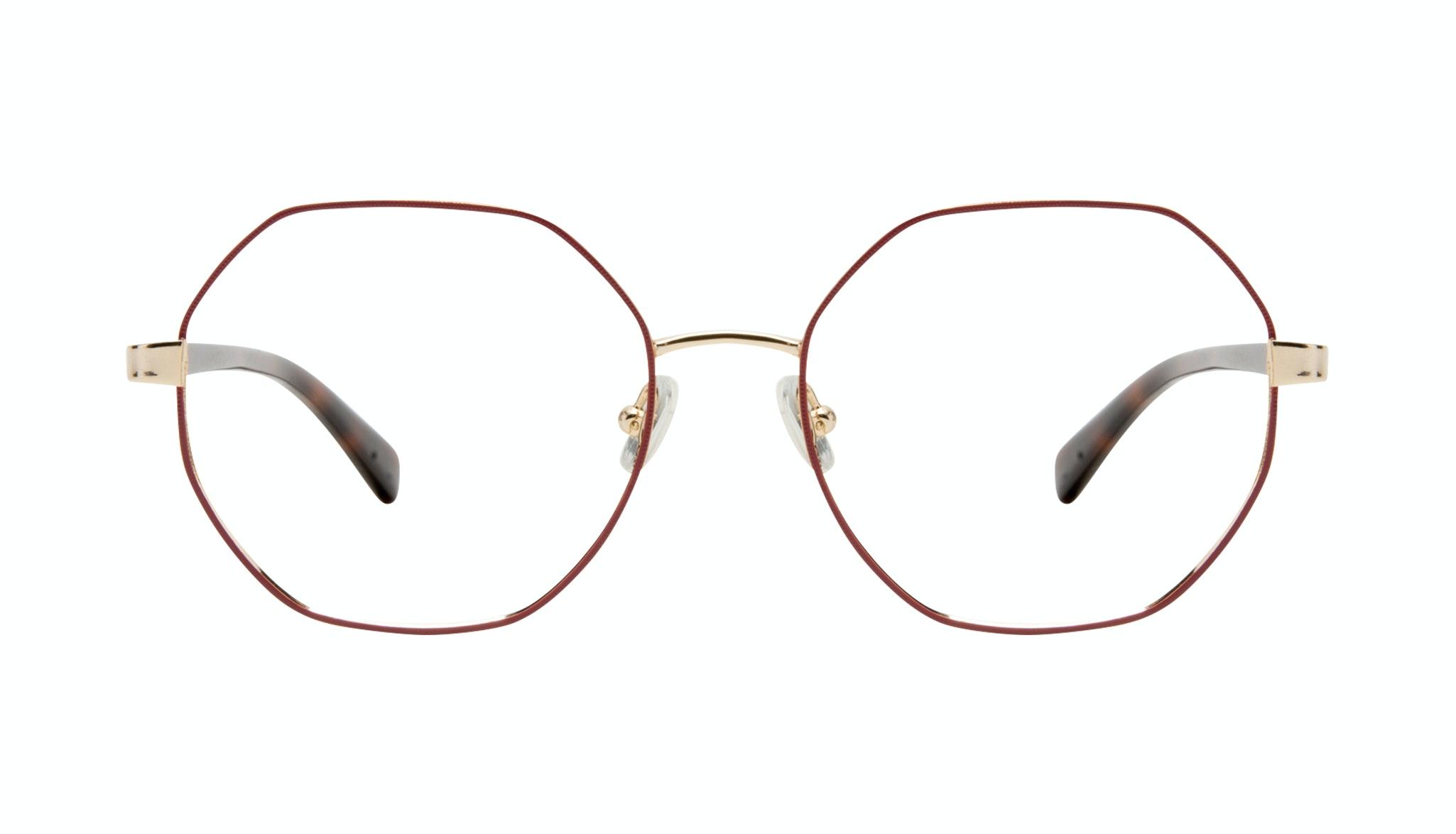 Affordable Fashion Glasses Round Eyeglasses Women Fantasy Wine Front