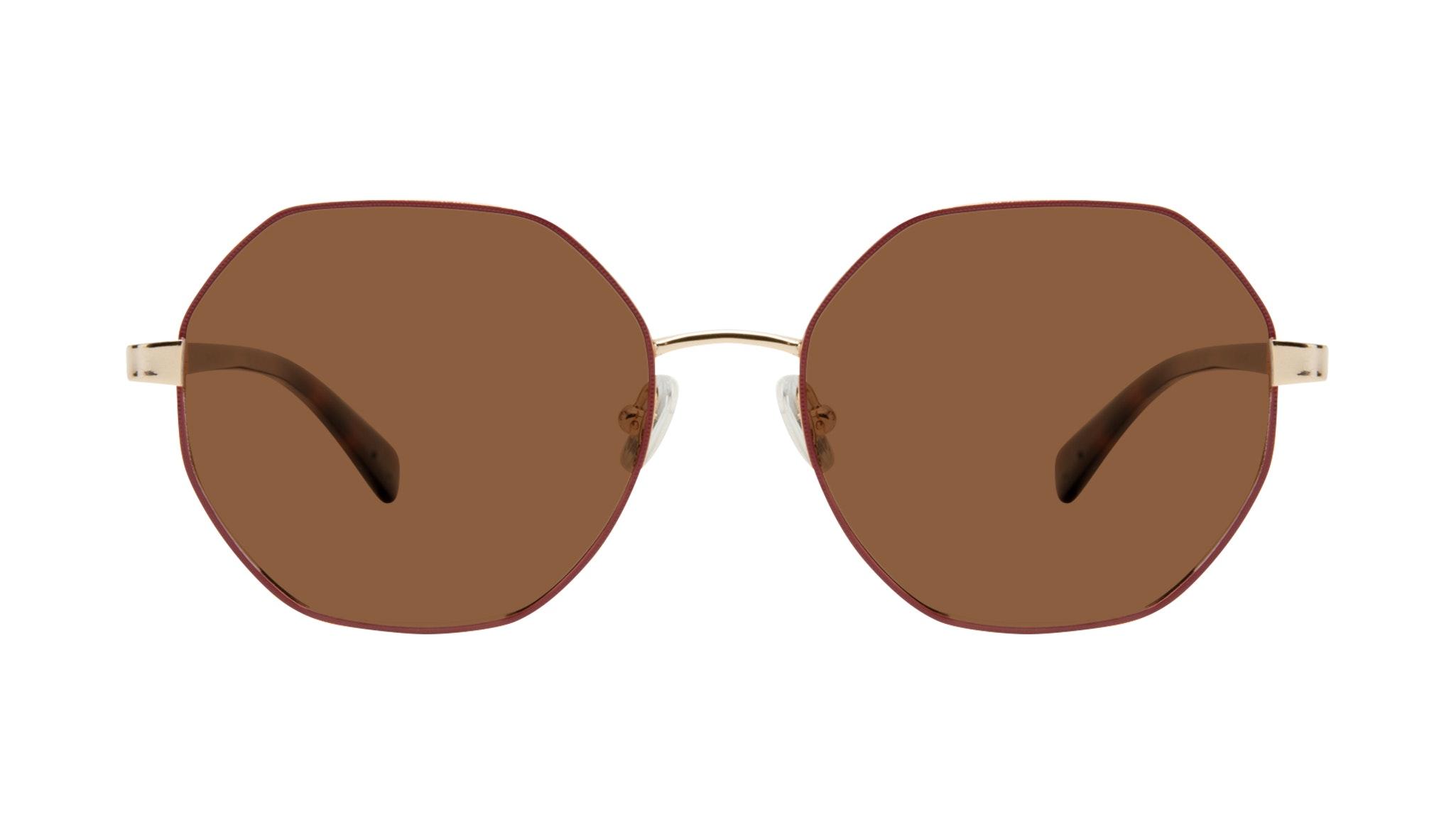 Affordable Fashion Glasses Round Sunglasses Women Fantasy Wine