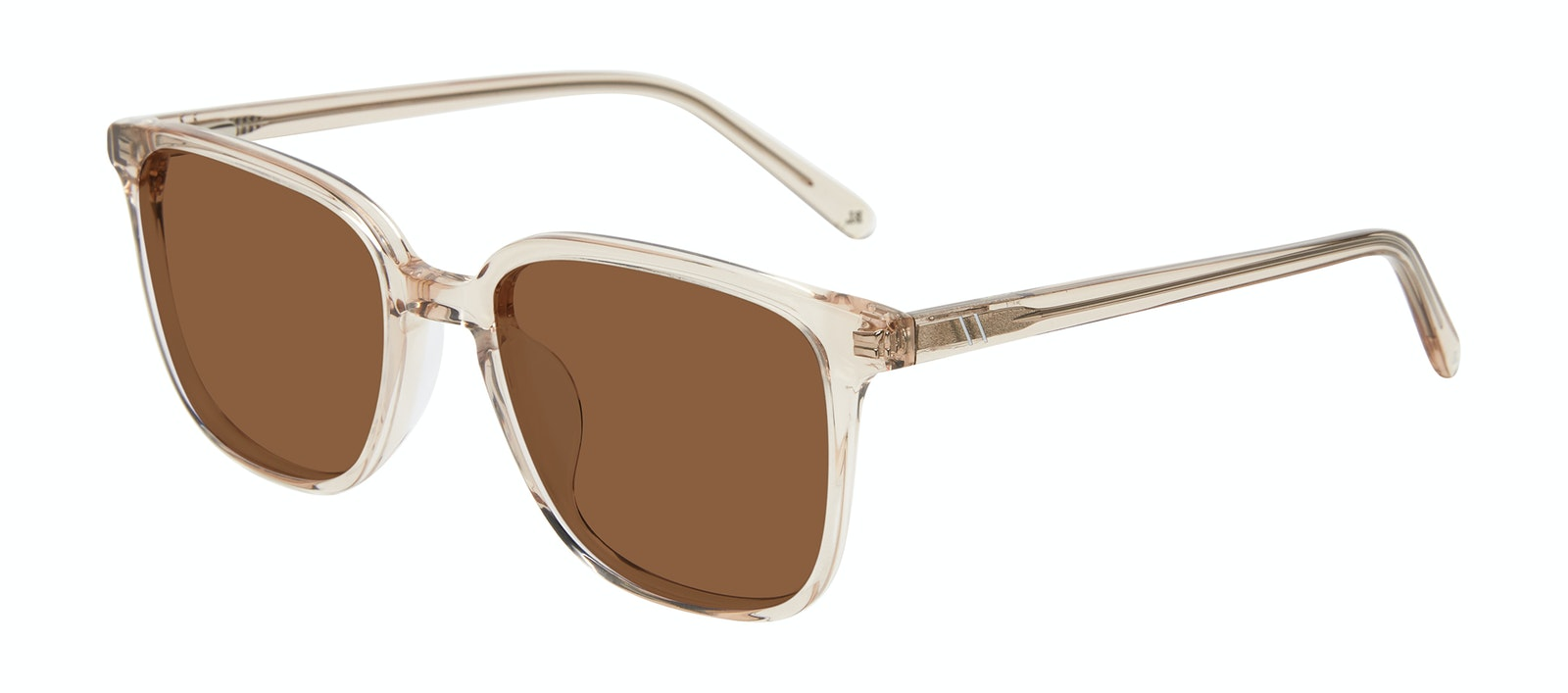 Affordable Fashion Glasses Square Sunglasses Men Fellow Golden Tilt