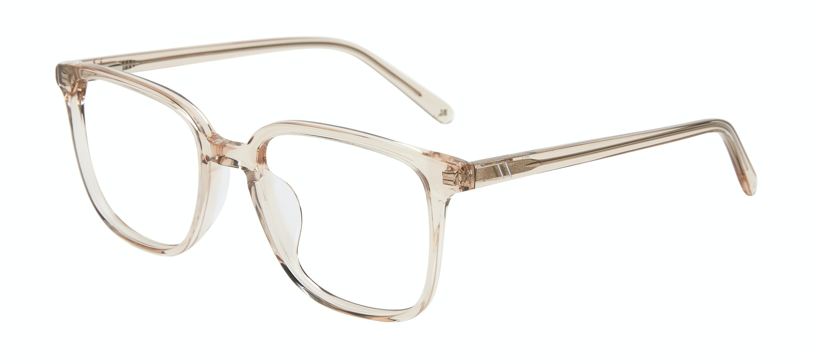Affordable Fashion Glasses Square Eyeglasses Men Fellow Golden Tilt