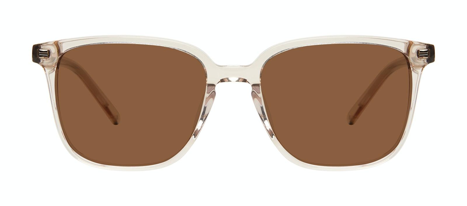 Affordable Fashion Glasses Square Sunglasses Men Fellow Golden Front