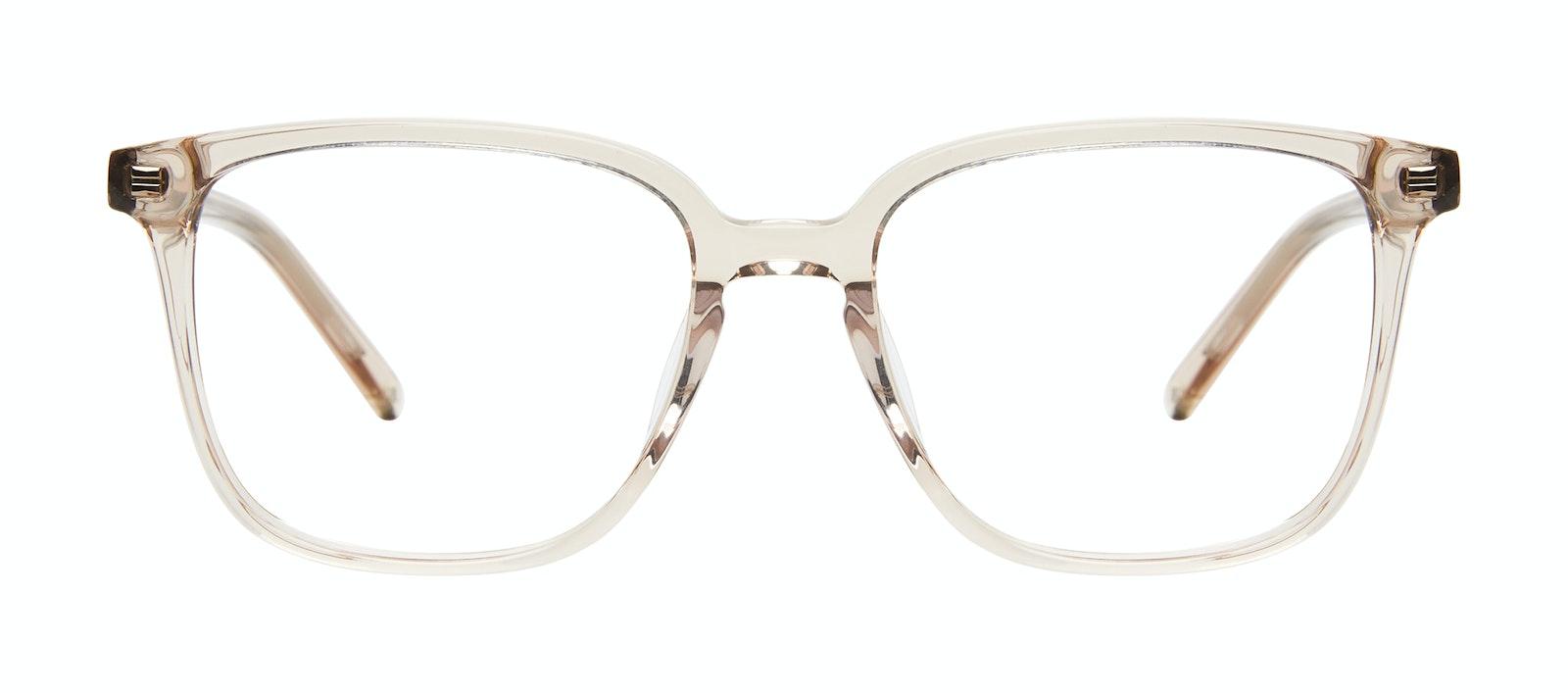 Affordable Fashion Glasses Square Eyeglasses Men Fellow Golden Front
