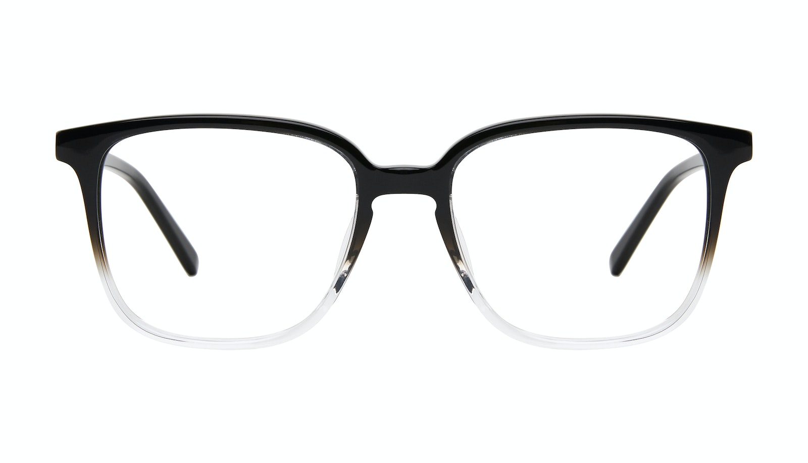 Affordable Fashion Glasses Square Eyeglasses Men Fellow Onyx Clear