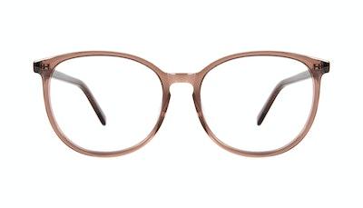 Affordable Fashion Glasses Round Eyeglasses Women Femme Libre Catherine Front