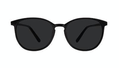 Affordable Fashion Glasses Round Sunglasses Women Femme Libre Emilie Front