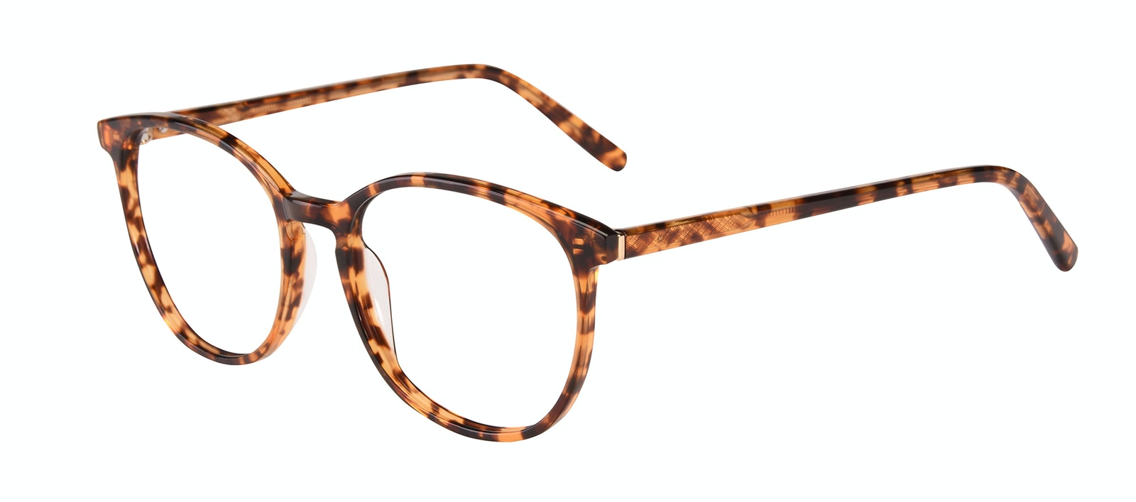Affordable Fashion Glasses Round Eyeglasses Women Femme Libre Josette Tilt