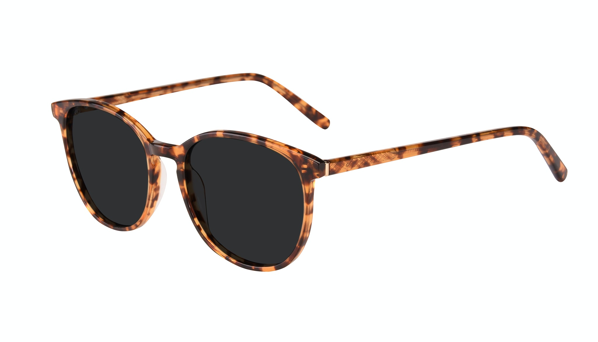 Affordable Fashion Glasses Round Sunglasses Women Femme Libre Josette Tilt
