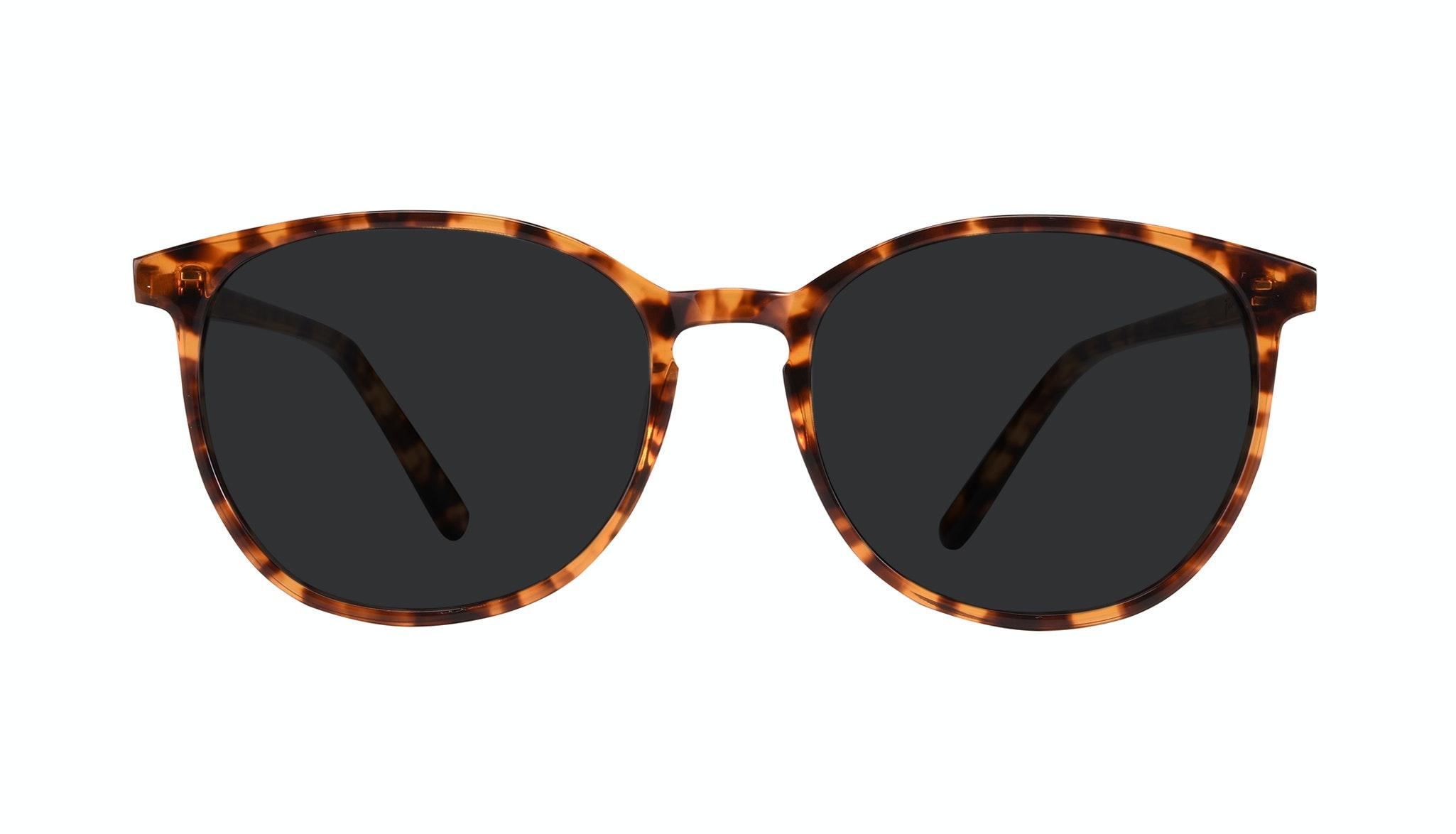 Affordable Fashion Glasses Round Sunglasses Women Femme Libre Josette Front