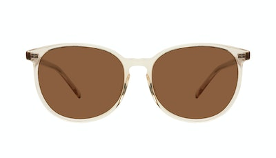 Affordable Fashion Glasses Round Sunglasses Women Femme Libre Margo Front