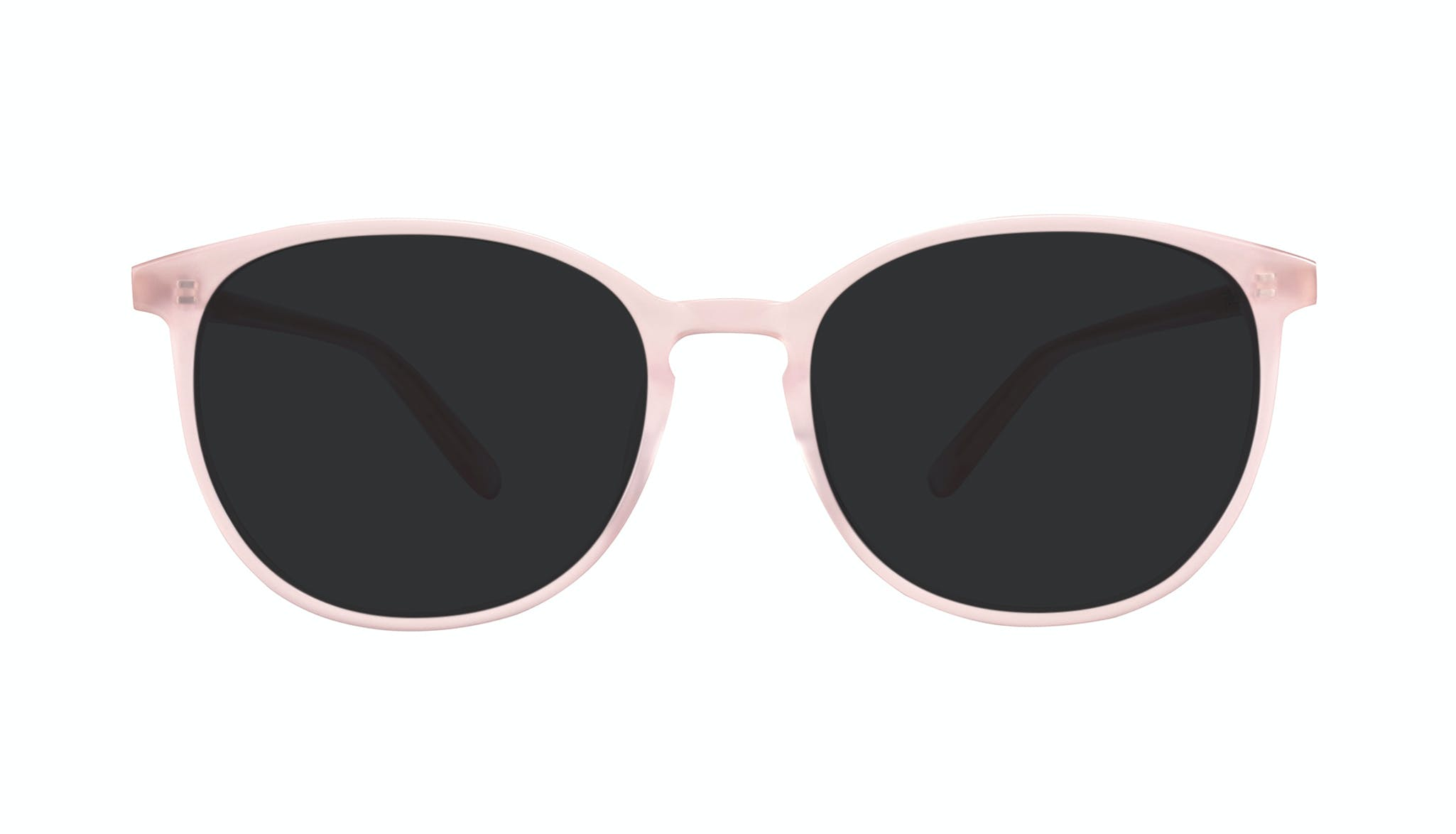 Affordable Fashion Glasses Round Sunglasses Women Femme Libre Mila Front