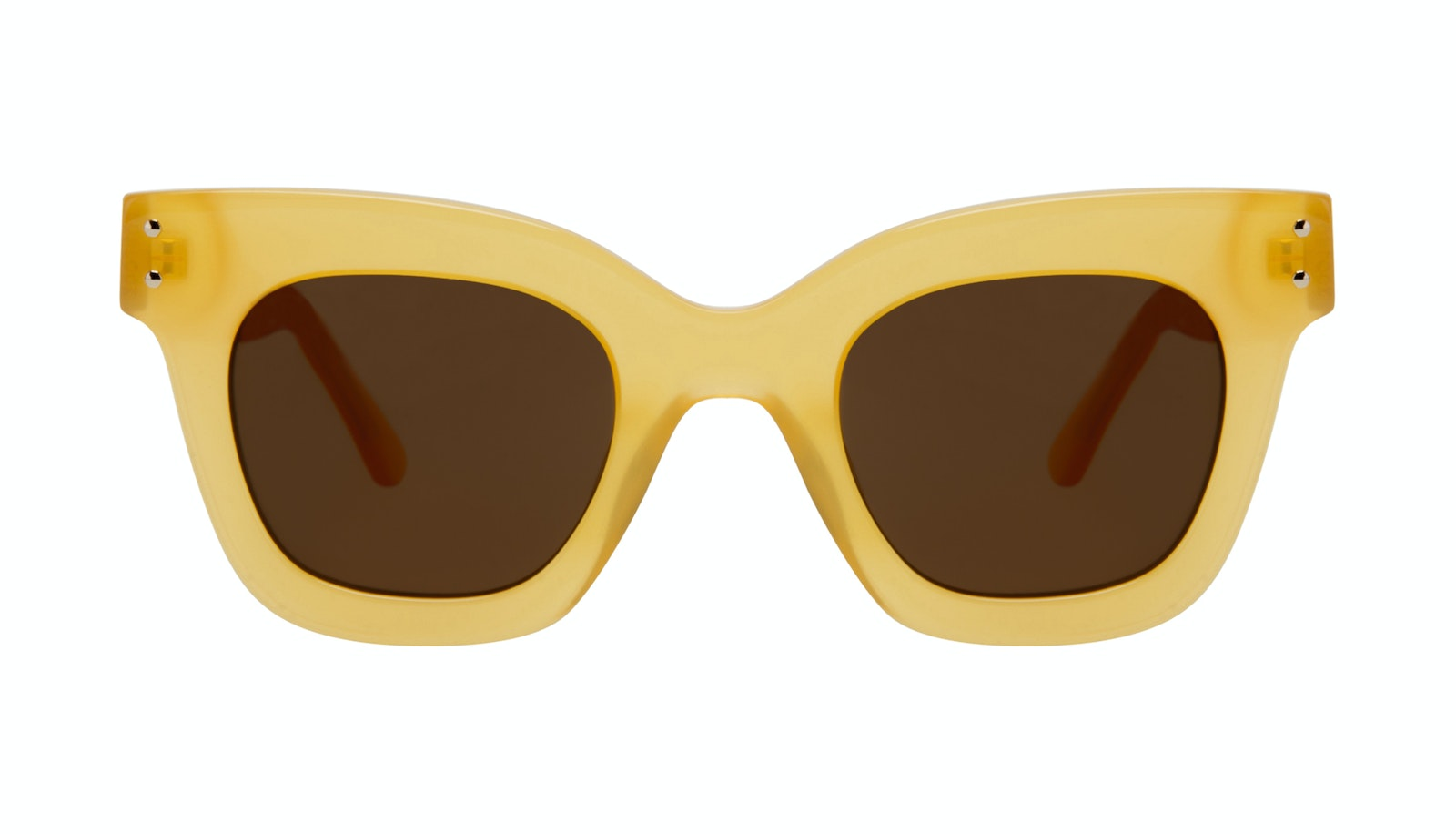Affordable Fashion Glasses Square Sunglasses Women Fever Lemon