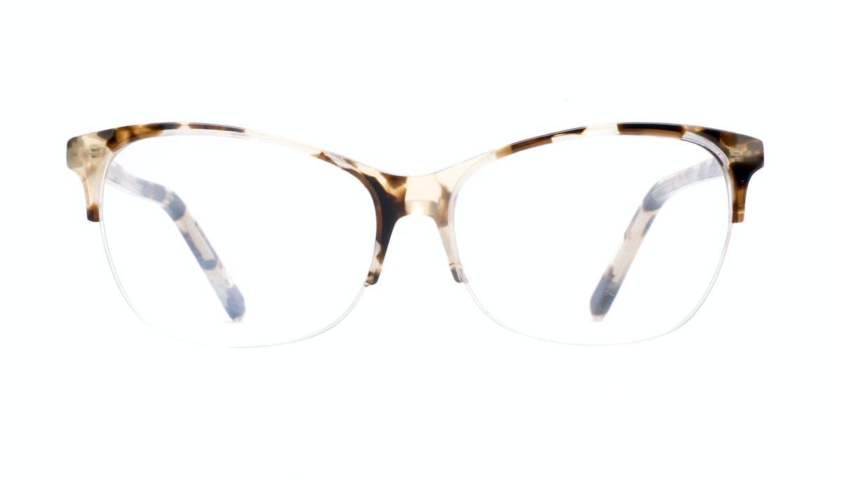 Women\'s Eyeglasses - Flair Light in Mocha Tortoise Ii | BonLook