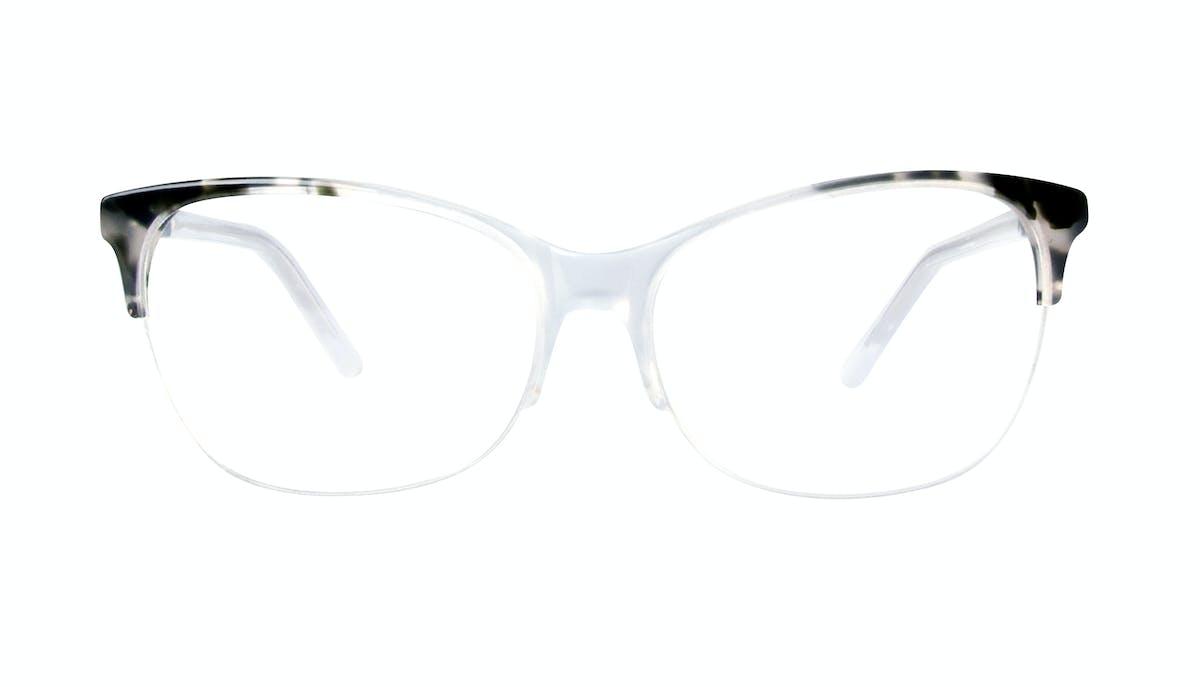 Women\'s Eyeglasses - Flair Light in Smokey Tort | BonLook