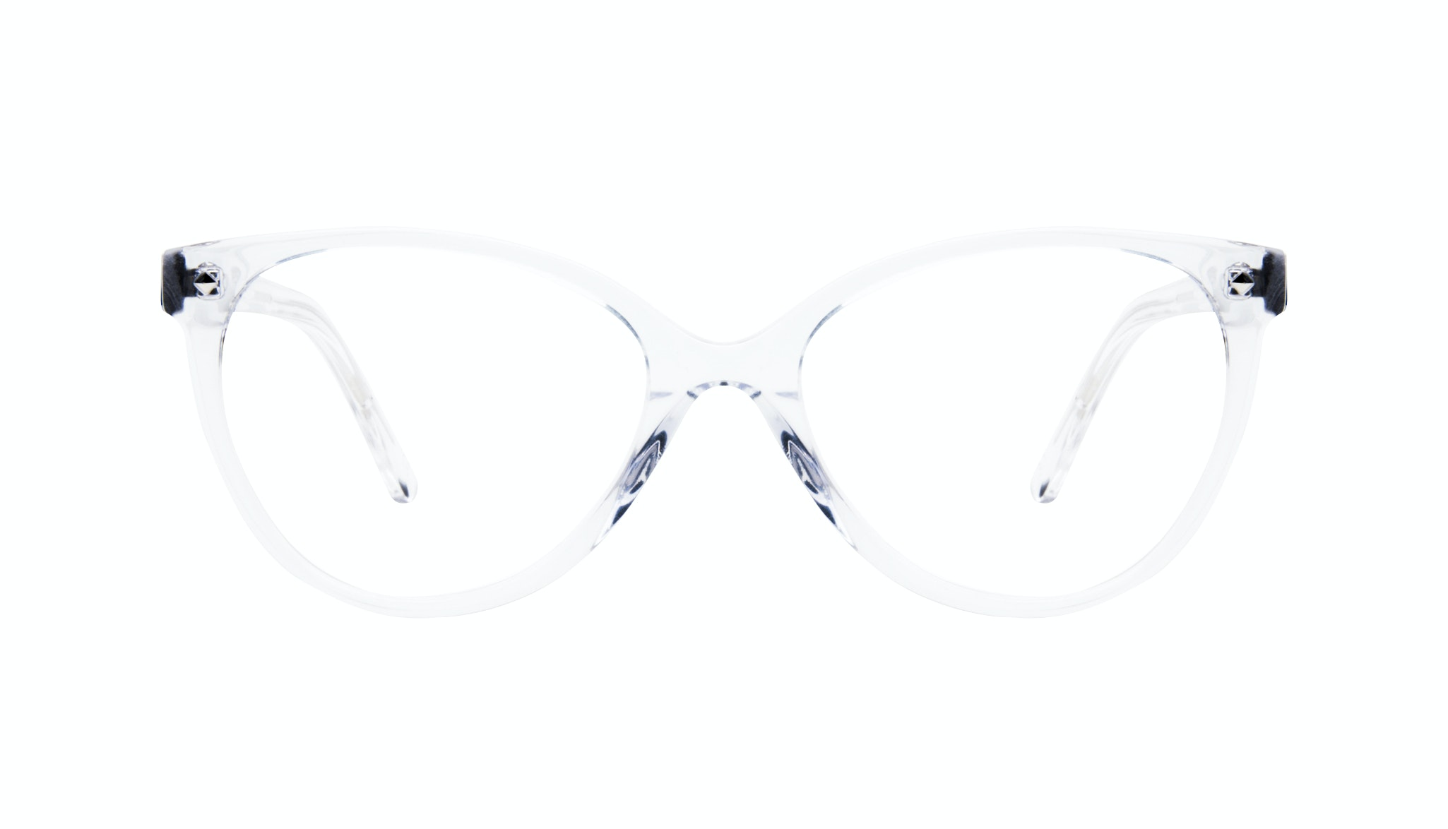 Affordable Fashion Glasses Cat Eye Eyeglasses Women Flawless Clear Front