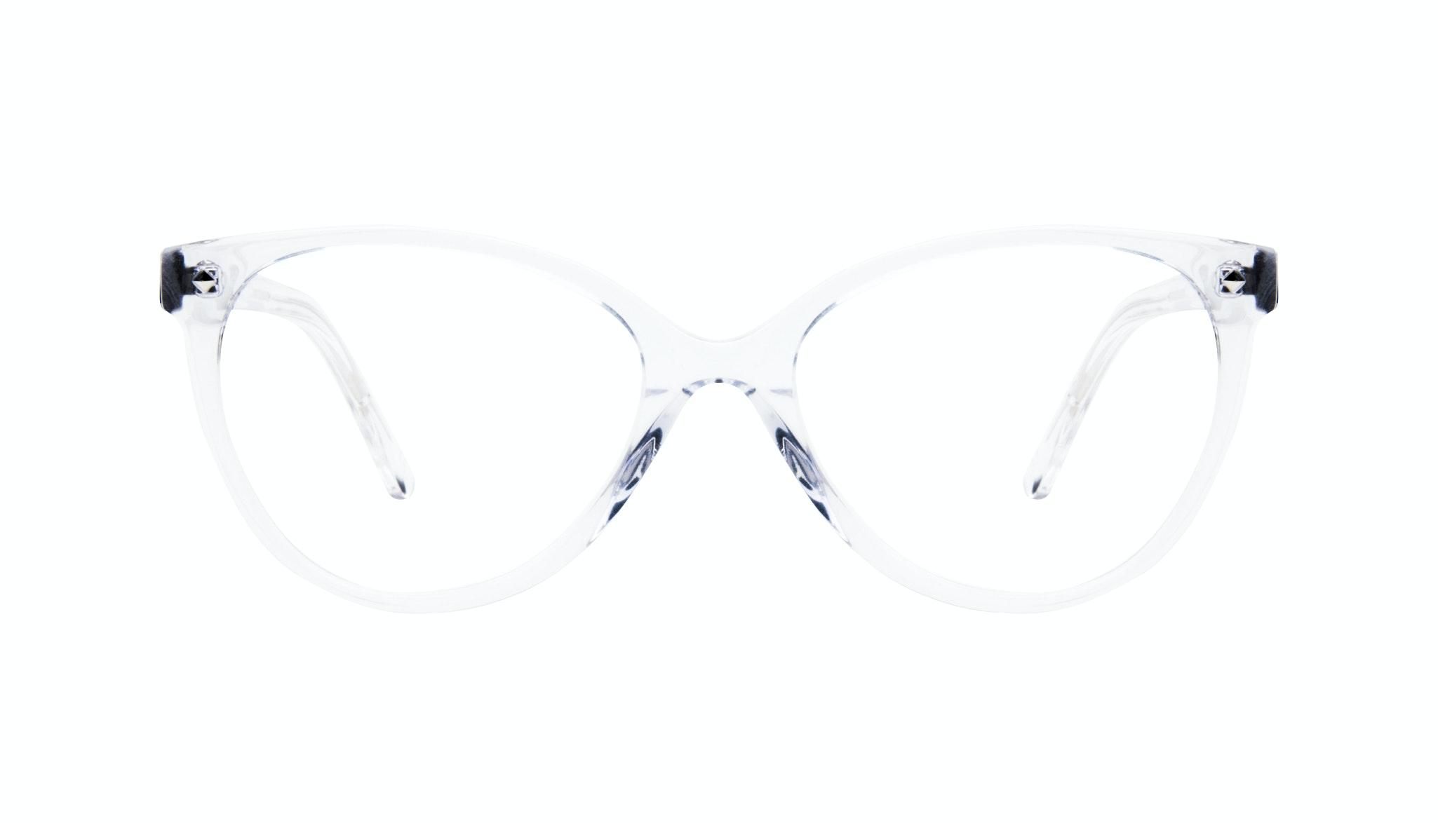 Lunettes tendance Oeil de chat Optiques Femmes Flawless Clear