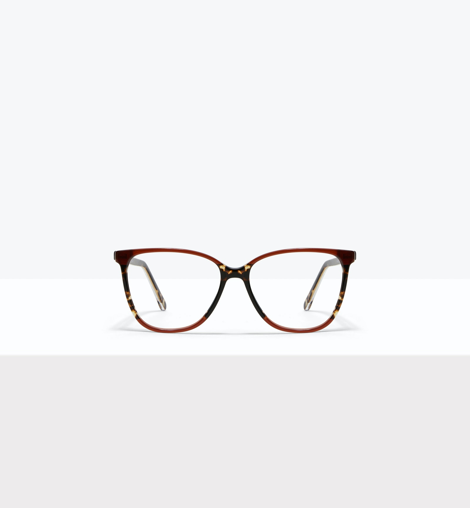 Affordable Fashion Glasses Square Eyeglasses Women Flora Aurora