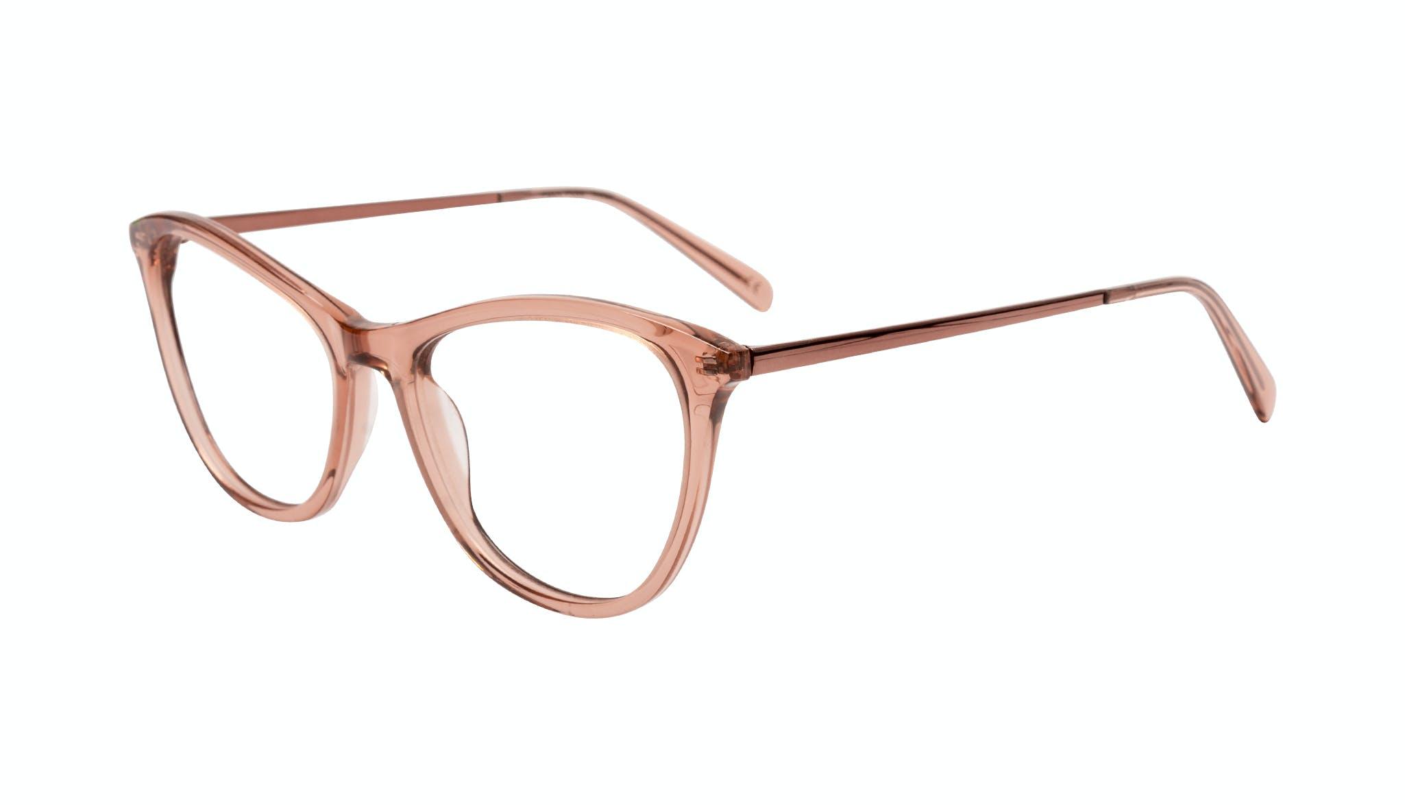 Affordable Fashion Glasses Cat Eye Eyeglasses Women Folk Plus Rose Tilt