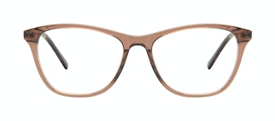 Affordable Fashion Glasses Rectangle Eyeglasses Women Folk Terra Front