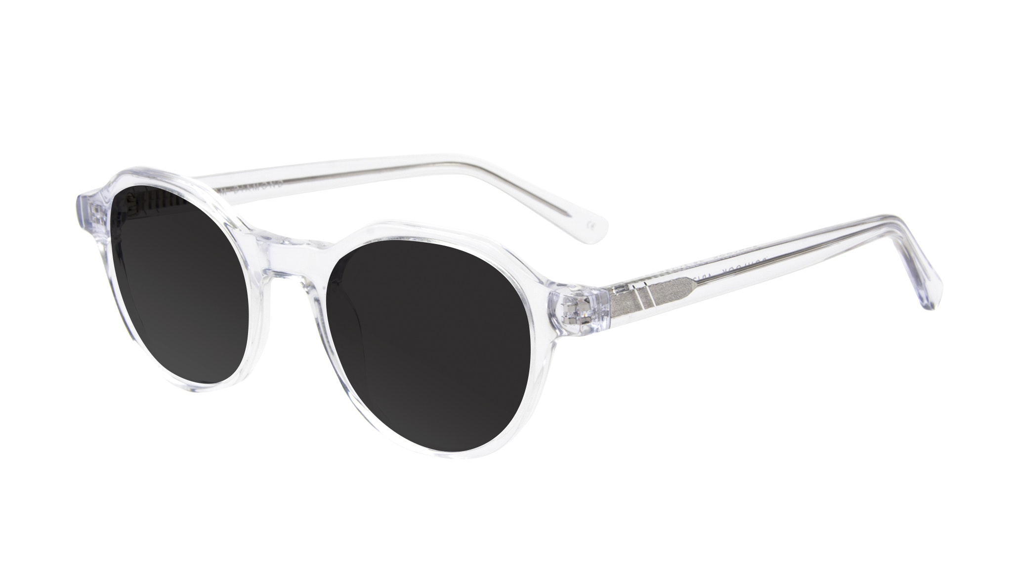 Affordable Fashion Glasses Round Sunglasses Men Form Diamond Tilt