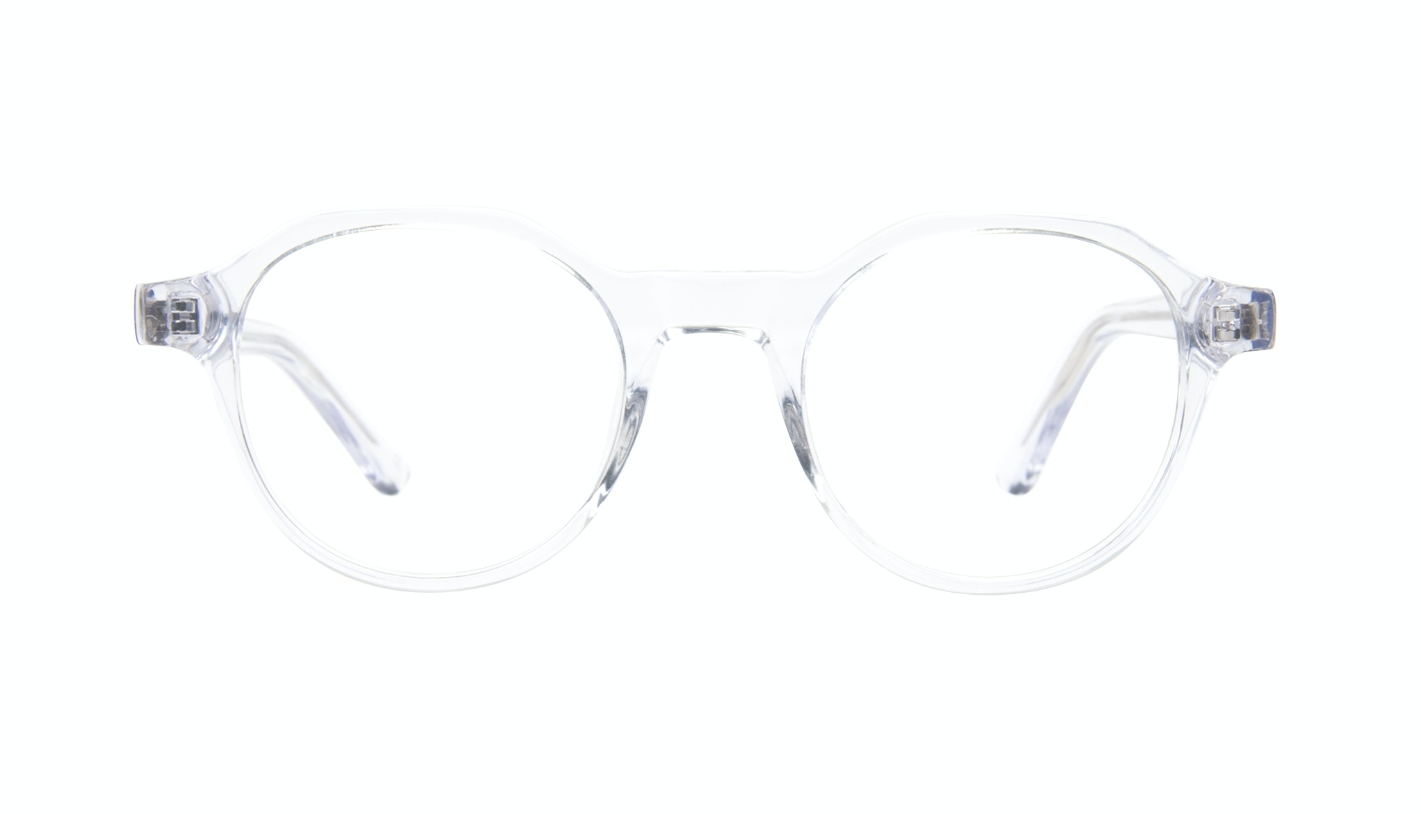 Affordable Fashion Glasses Round Eyeglasses Men Form Diamond Front