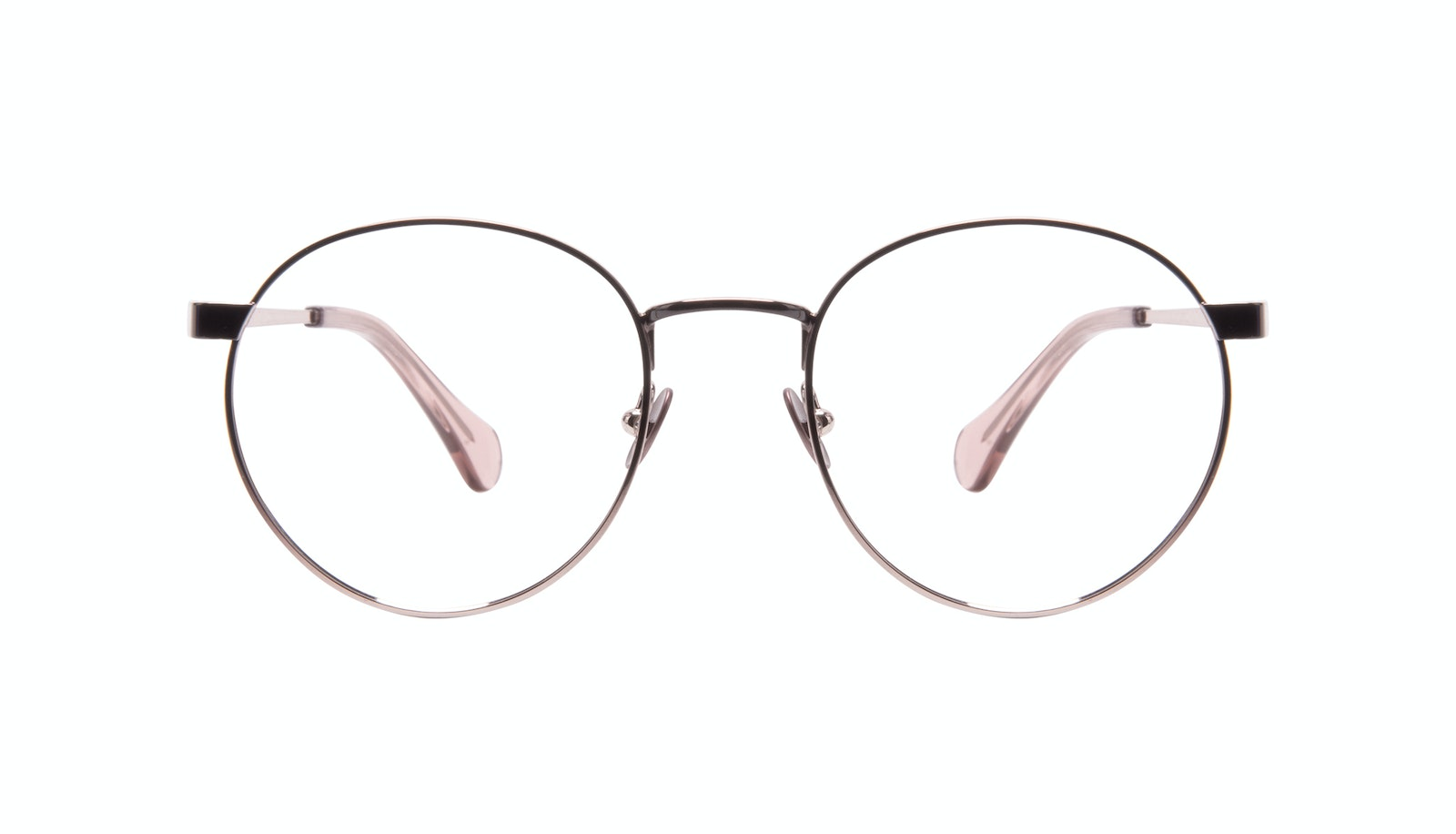 Affordable Fashion Glasses Round Eyeglasses Women Foundry Pink Terra