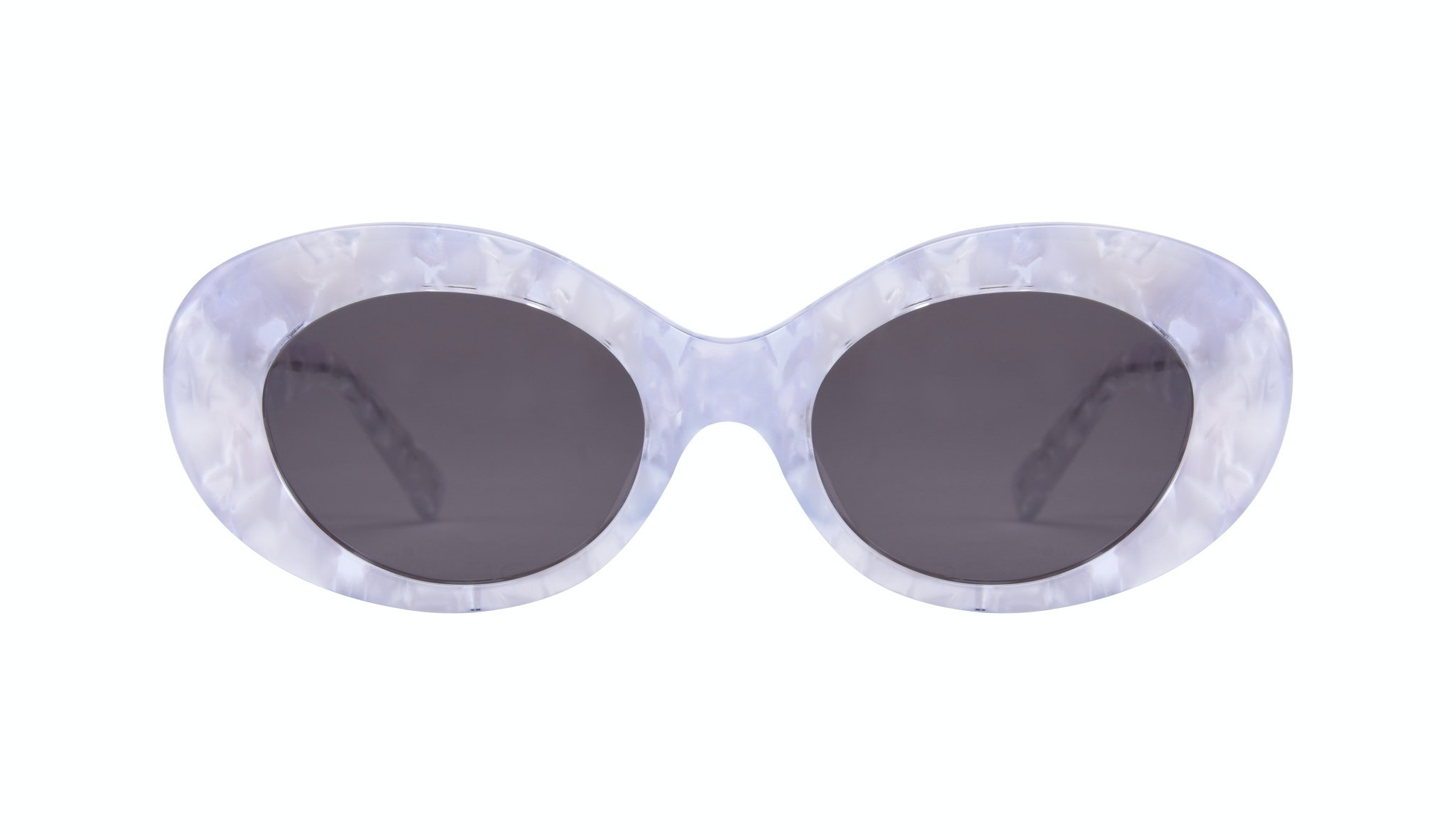 Affordable Fashion Glasses Round Sunglasses Women Galactic Moon Front
