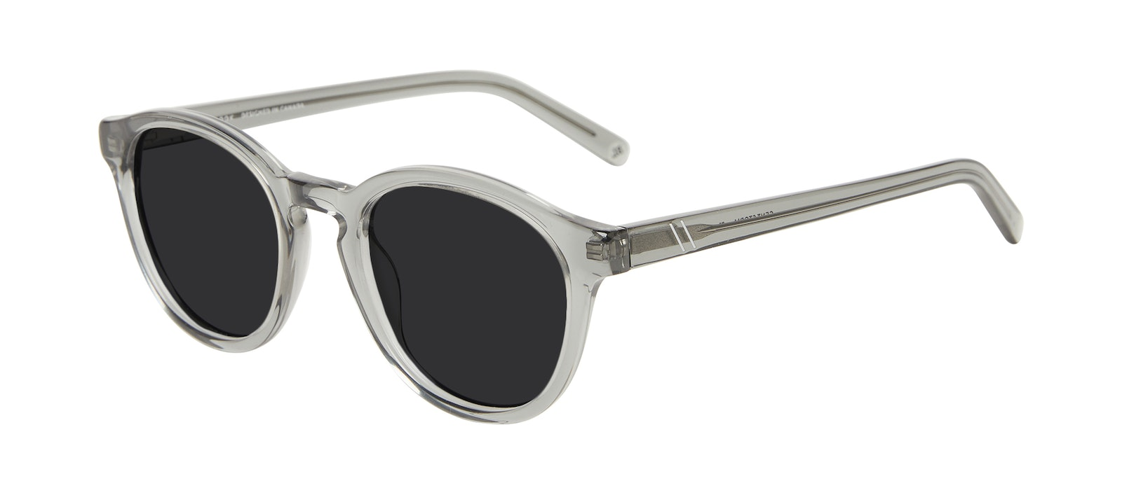 Affordable Fashion Glasses Round Sunglasses Men Gent Storm Tilt