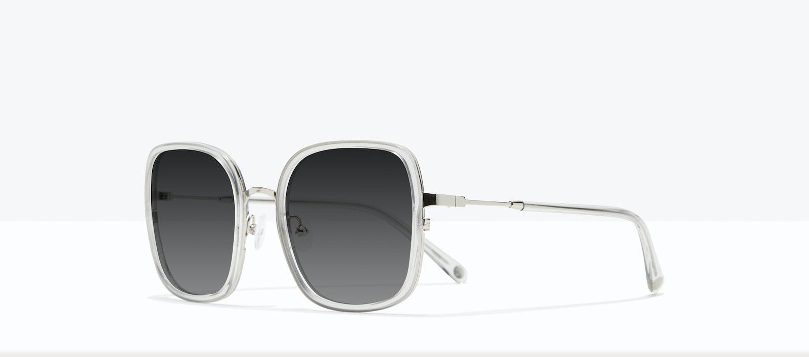 Affordable Fashion Glasses Square Sunglasses Women Geraldine M Taupe Tilt