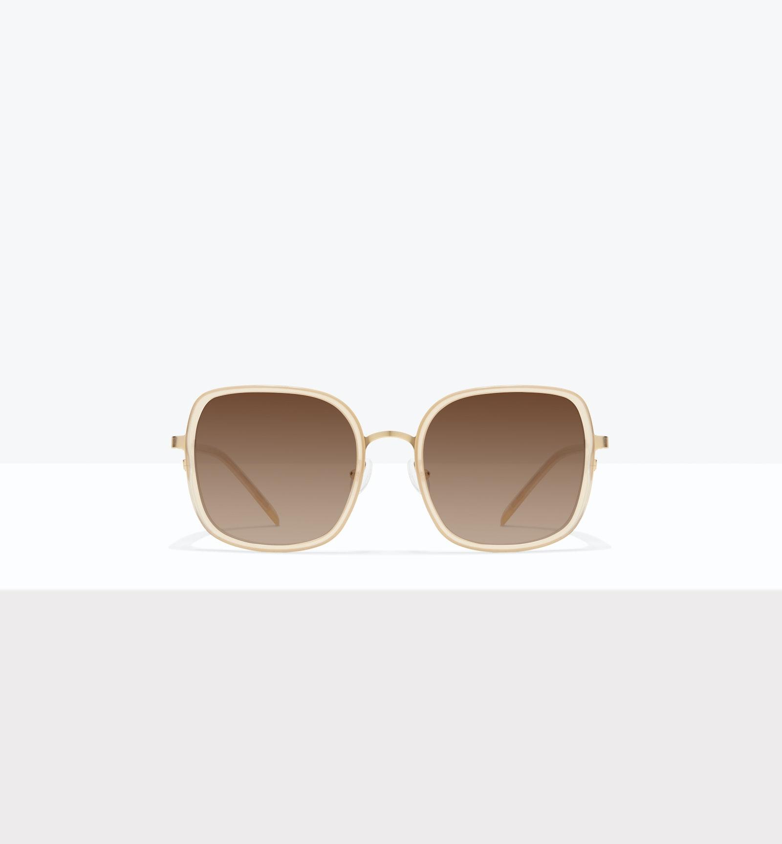 Affordable Fashion Glasses Square Sunglasses Women Geraldine M Peach