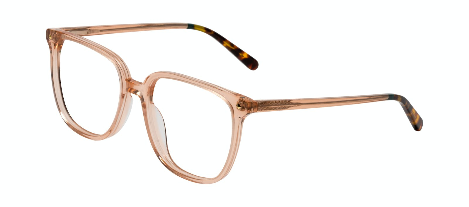 9ccfd9872e Affordable Fashion Glasses Cat Eye Eyeglasses Women Gia Peach Tilt