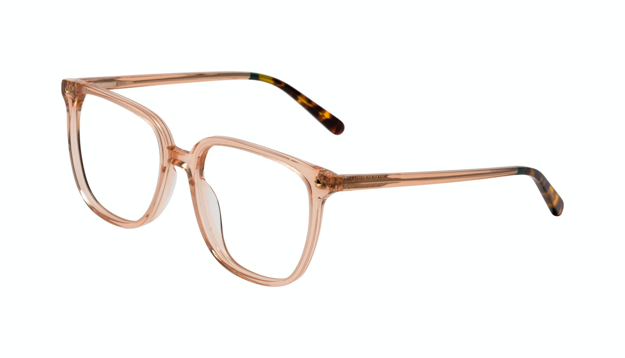 Affordable Fashion Glasses Cat Eye Eyeglasses Women Gia Peach Tilt