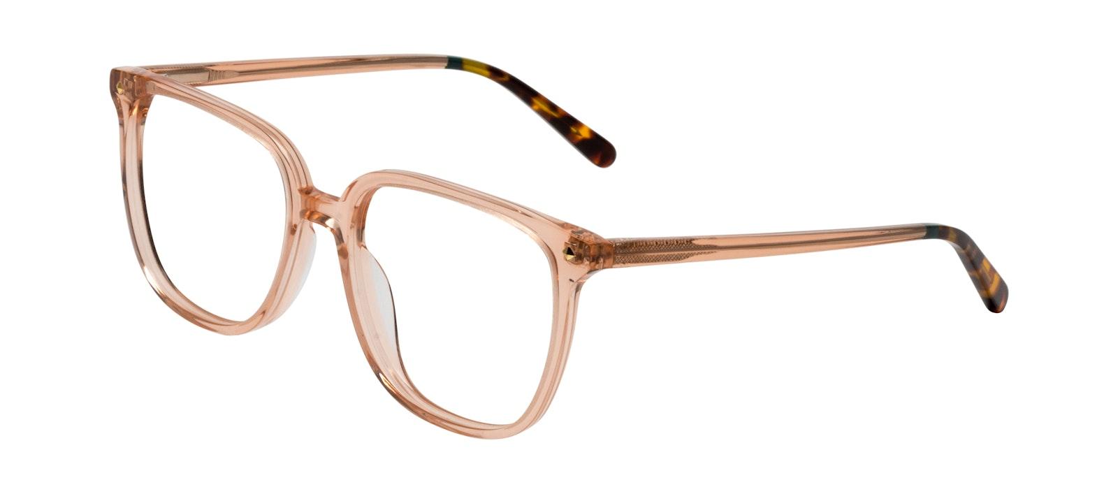 Affordable Fashion Glasses Eyeglasses Women Gia Peach Tilt