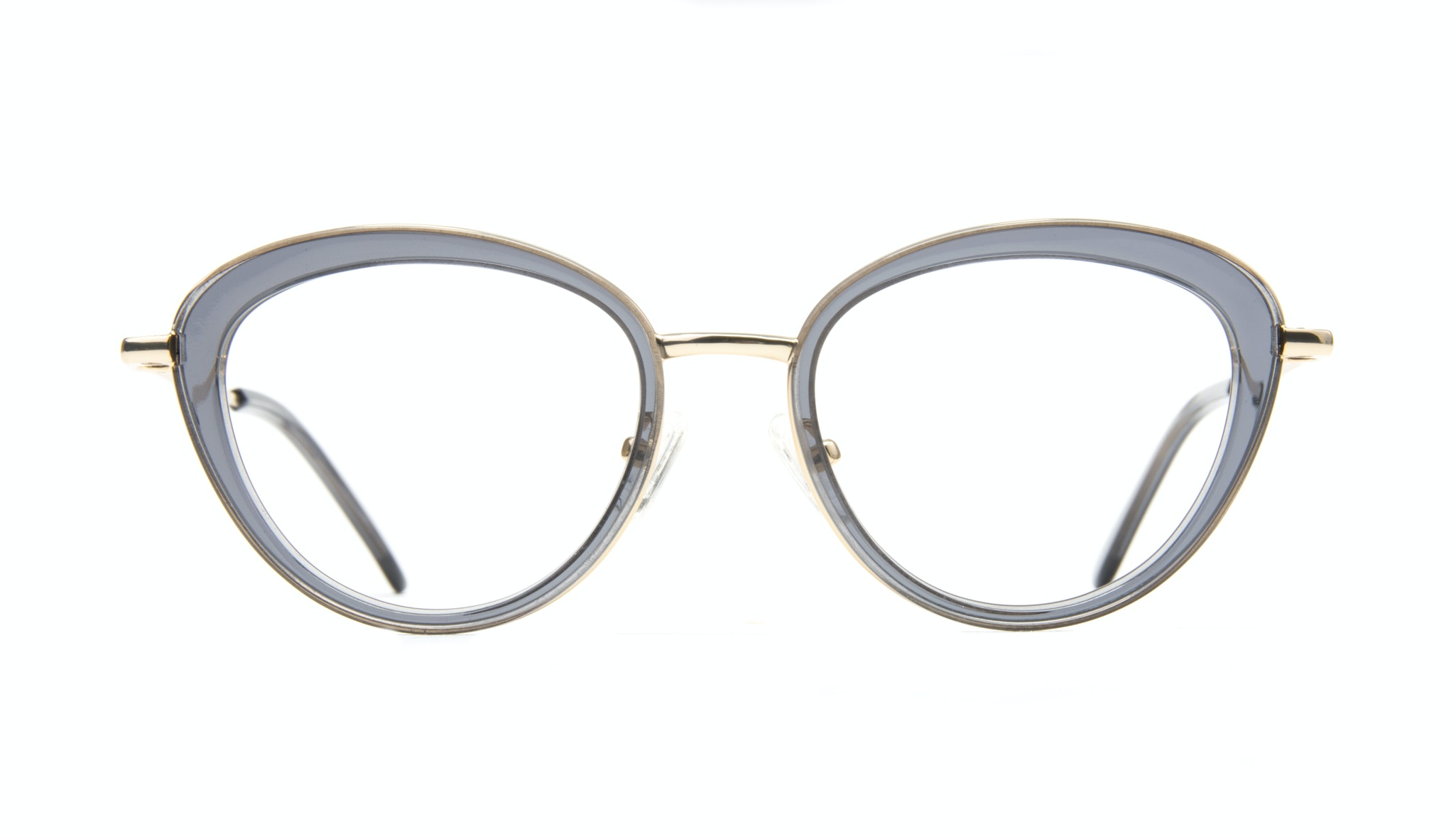 Affordable Fashion Glasses Cat Eye Eyeglasses Women Glory Gold Shadow
