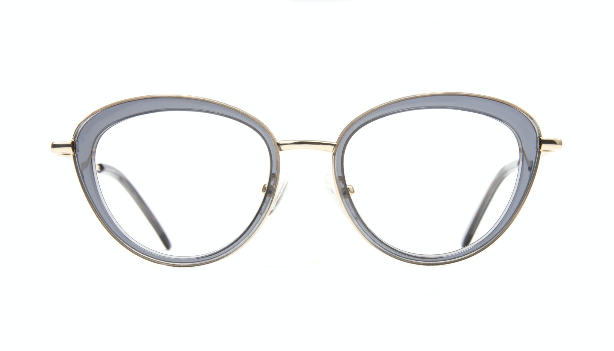 Affordable Fashion Glasses Cat Eye Eyeglasses Women Glory Gold Shadow Front